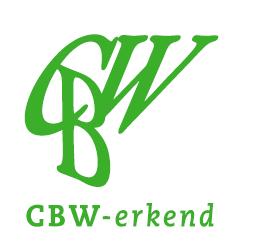 CBW - Erkend logo